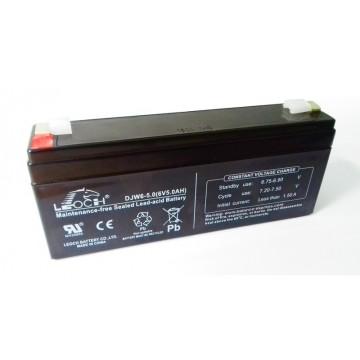 Batteria ricaricabile, piombo-acido, R, BW T31