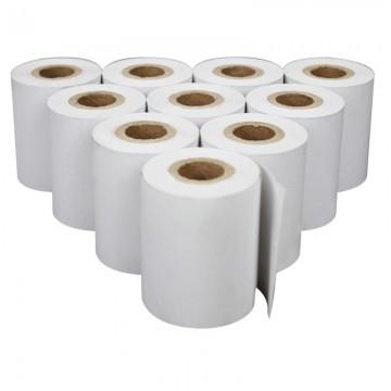 Rouleau de papier 57mm pour l'imprimante ADAM AIP (lot de 10)