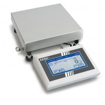 Bilancia a piattaforma in acciaio inossidabile KERN IKT