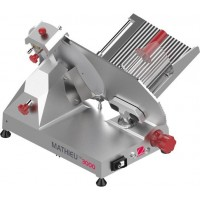 Economical professional slicers MATHIEU 3000