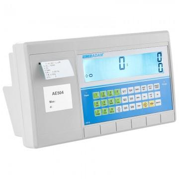 Weighing indicator ADAM AE 504
