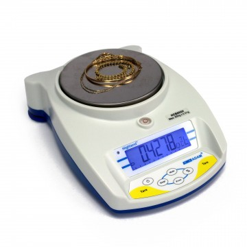 Approved Portable Precision Balance Highland® ADAM HCB-M