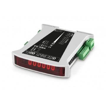 Display device (rail-mounted module) CE Hx