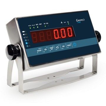 Indicateur poids-tare GI400i LED INOX IP68