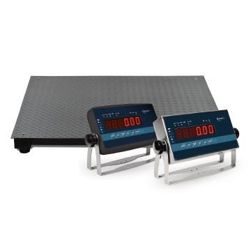 Piattaforma con lamiera bugnata (300kg-3000kg) BAXTRAN TGI