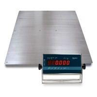 Plate-forme homologué en acier inoxydable (1500kg-3000kg) BAXTRAN BGI