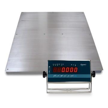 Piattaforma approvata in acciaio inossidabile (1500kg-3000kg) BAXTRAN BGI