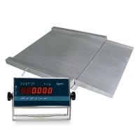 Plate-forme surbaissée en acier inoxydable (1500kg-3000kg) BAXTRAN RGI