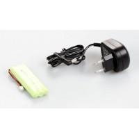 Batterie interne rechargeable pour balance PCD