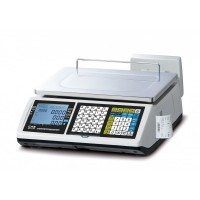 Label(Ticket) Printing Scale - CAS CTF100