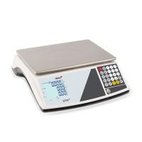 Balance poids-prix sans ticket XFOC+ (sur piles)