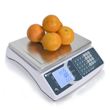Commercial scale weight price [M] with battery BAXTRAN XTI