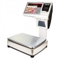 Balance commerciale avec écran tactile BAXTRAN M80