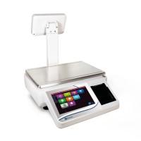 Balance commerciale avec écran tactile BAXTRAN S70