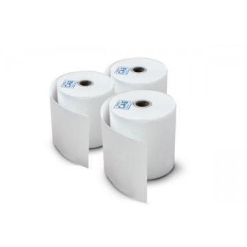 Rouleau papier thermique (carton de 50 unités) - CAS CT100