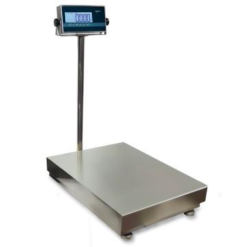 Platform in stainless steel (30kg-300kg) BAXTRAN TOPGi v3