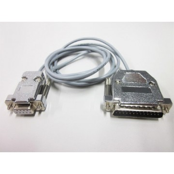 Interface cable RS-232 to connect an external device 770-926