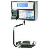 Balance poids-prix suspendue avec imprimante thermique EXA JUPITER 22V10