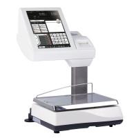 Balance poids-prix avec imprimante EXA SATURN K-SCALE 20I