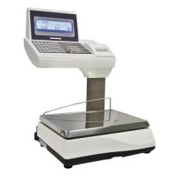 Balance poids-prix avec imprimante EXA EUROSCALE 20 V14 98T