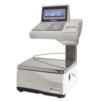 Balance poids-prix avec imprimante et étiqueteuse EXA EUROSCALE 20RLI 98 T