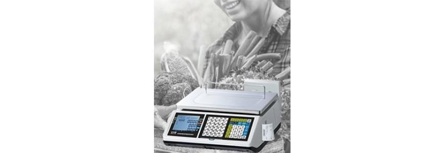 Balances poids-prix avec imprimante