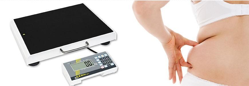 Pèse-personnes d'obésité